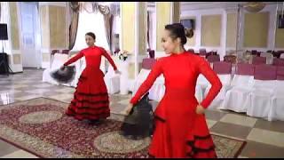 Испанский танец 15.07.2017.