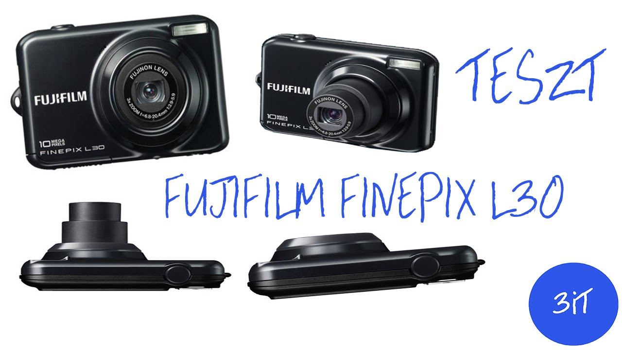 fujifilm finepix l30 teszt 3it hd youtube rh youtube com