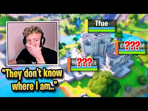 Tfue Challenged By Pro Players To AGENCY ONLY Battle! (Fortnite)