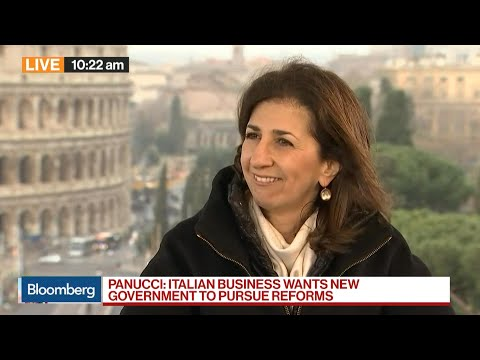 Italy Business Lobby Says New Government Should Continue Reforms