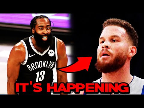 BREAKING: BROOKLYN NETS ARE REPORTEDLY FAVORITES TO SIGN BLAKE GRIFFIN