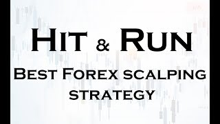 The Best Forex Scalping strategy - Hit&Run in details.