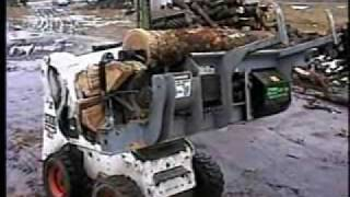 Wood Cutting & Splitting Attachment