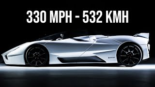 Best 10 FASTEST SUPERCAR - HYPERCAR in the world of all time 2020