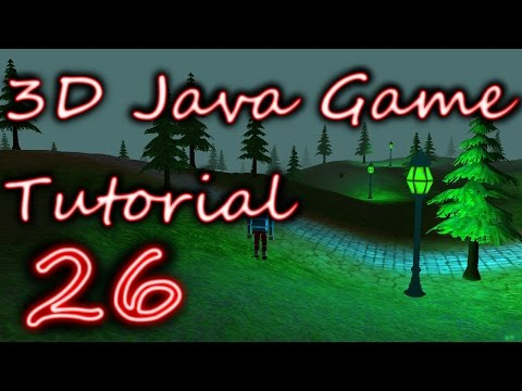 OpenGL 3D Game Tutorial 26: Point Lights