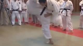 Дзюдо техника и методика Кашивазаки 1 / 2
