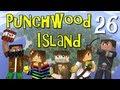 "Punchwood Island E26 ""Raiding and Trading"" (Minecraft Family Survival)"