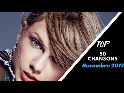 Top 50 Chansons du Mois Novembre 2017