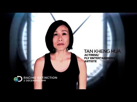Tan Kheng Hua  Racing Extinction