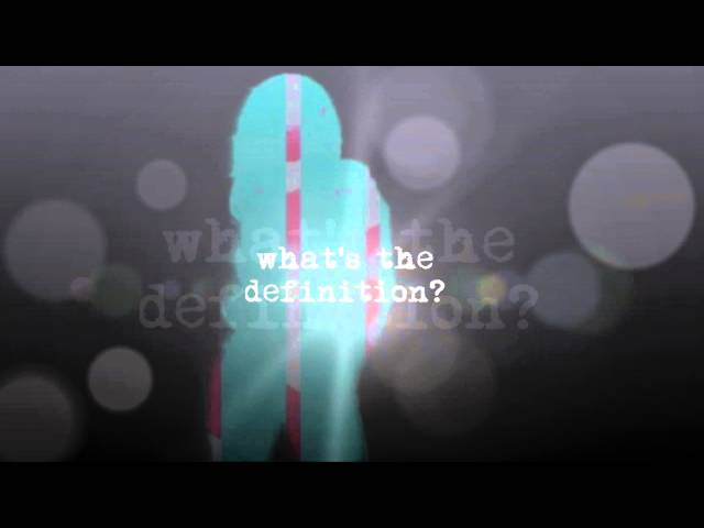 ...soihadto... - What's the Definition? - Lyric Video