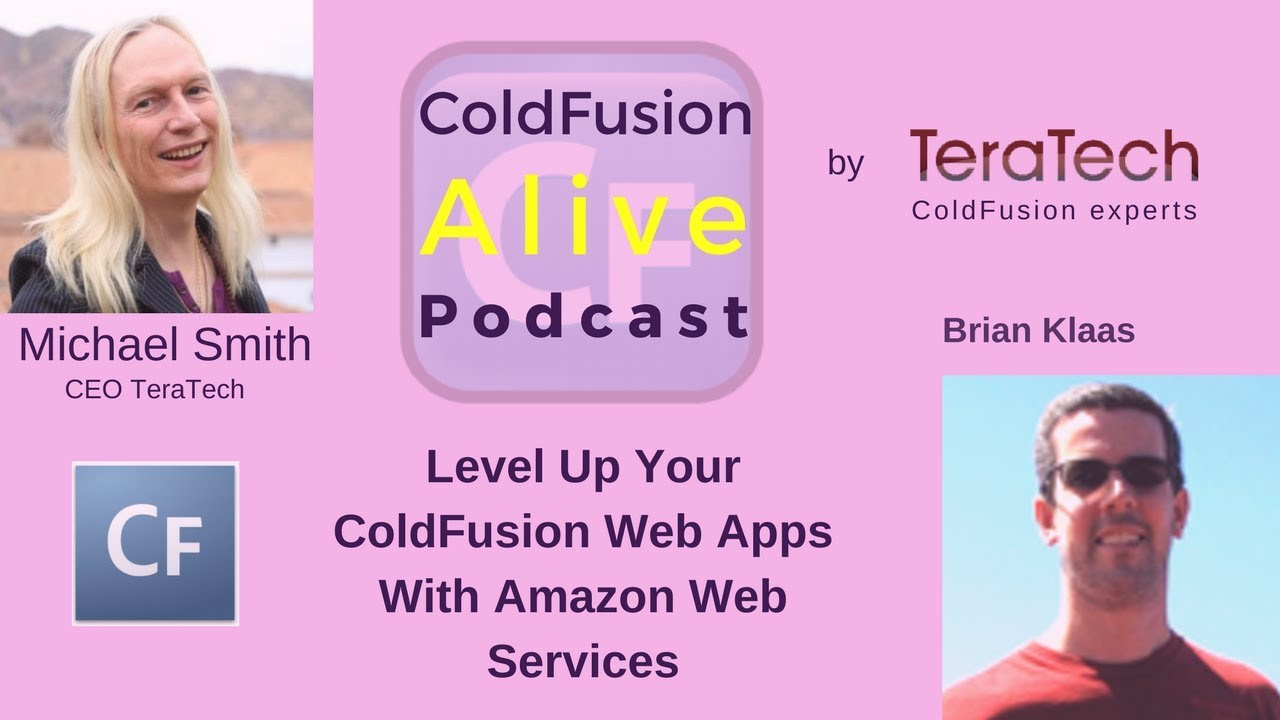 037 Level Up Your ColdFusion Web Apps With Amazon Web Services, with