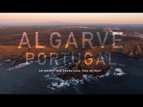 Algarve, Portugal - Yoga Dokumentarfilm (deutsche Erzählung)