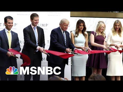 New York Adds New 'Criminal Capacity' To Trump Organization Probe