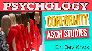 Learn Psychology While You Sleep - Conformity: Asch Studies & Milgram Experiments