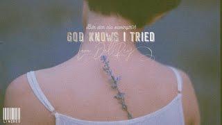 Lyrics - Vietsub    Lana Del Rey - God Knows I Tried