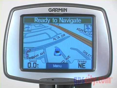 Garmin StreetPilot c550 & c580 : Bluetooth Connection ...