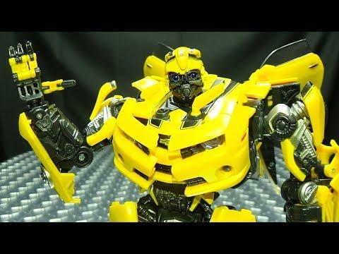MPM-3 Masterpiece Movie BUMBLEBEE: EmGo's Transformers Reviews N' Stuff