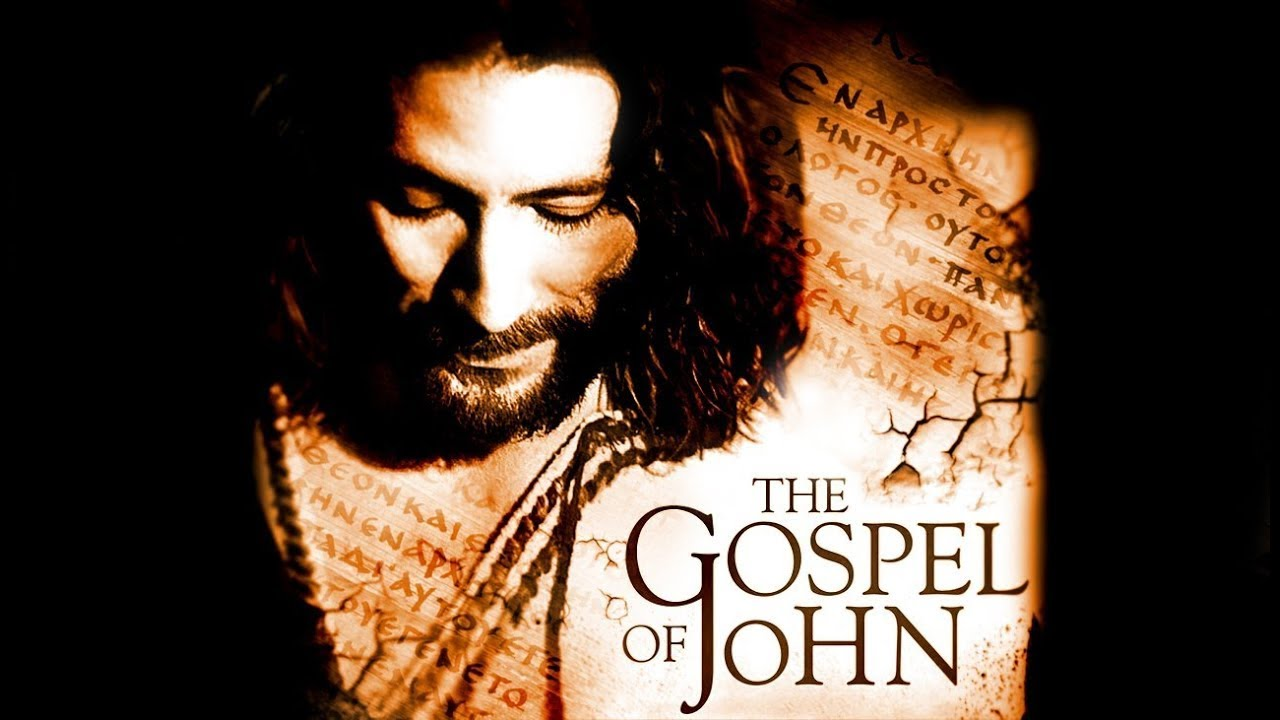 The Gospel of John (2003 Full Movie) [HD]