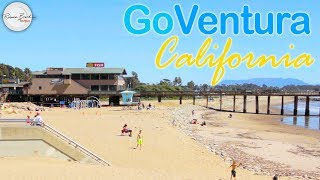 Visit Ventura California Beaches and City | Easy Buses | Go Ventura California