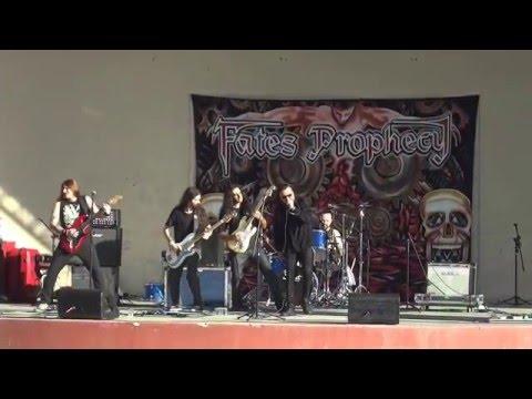 Fates Prophecy - 24/7 To Death (Parque Ecológico de Piedade, 08/02/2015)