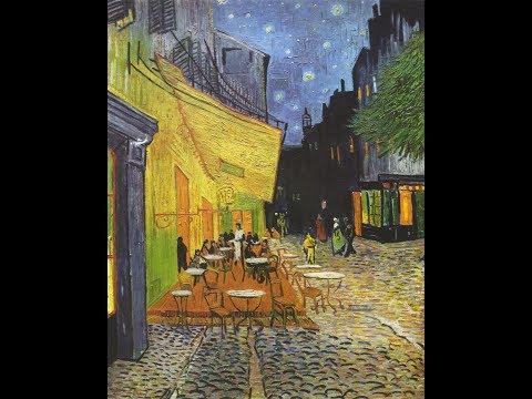Vincent Van Gogh Terrazza Del Caffè La Sera Place Du Forum Arles 1888