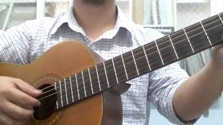 Điệu Rumba Flamenco Guitar 4/4 - Rhumba Flamenco Guitar 4/4 - 4dummies.info - ghita.vn