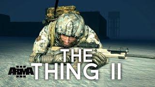 the thing ii reptilien attacke in arma 3 02 deutsch