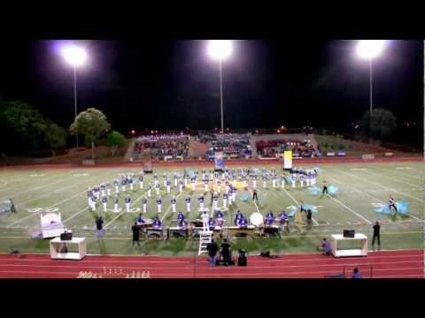 "Dreams | 2012 Kamehameha Schools ""Warrior"" Marching Band & Color Guard - Mililani Bandfest"