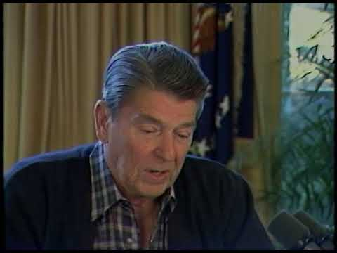 President Reagan's Radio Address on Fiscal Year 1986 Budget on March 2, 1985
