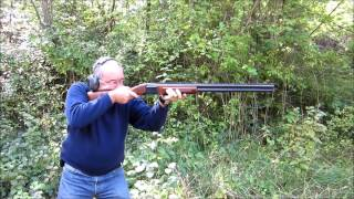 vuclip Fusil Baïkal superposé MP-27M calibre 12
