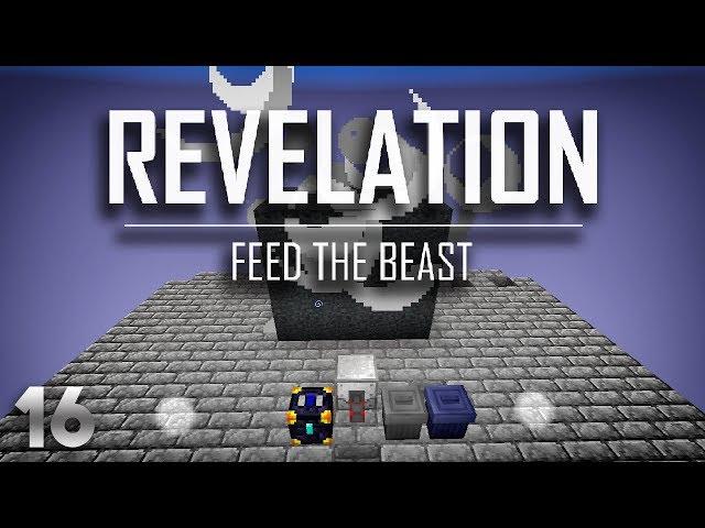 FTB Revelation EP16 Automated Nether Star Farm + Flux