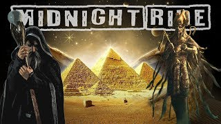 Midnight Ride: The Mystery of the Rod of Moses and the Staff of Nimrod