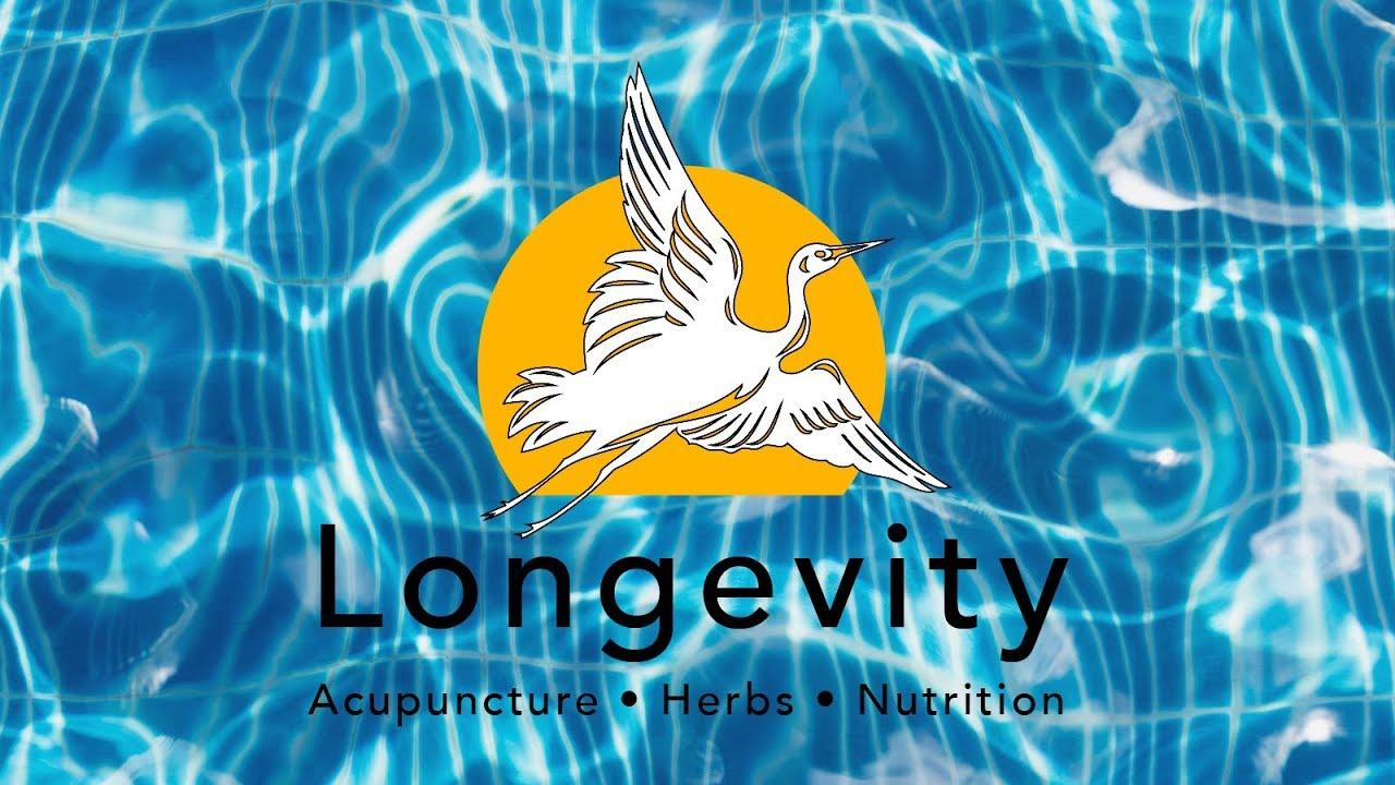 Welcome to Longevity Wellness, Now Drink Some Water! #Herbalmedicine