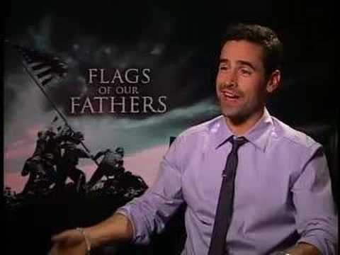 """Flags of Our Fathers"" - CAST Featurette"