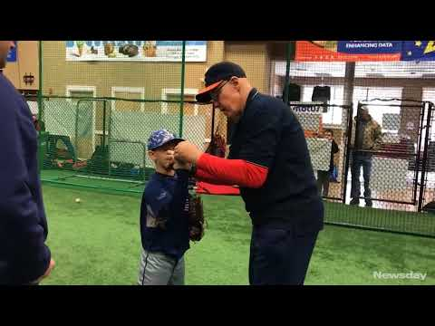 Houston Astros Pitching Coach Brent Strom Visits Baseball Heaven