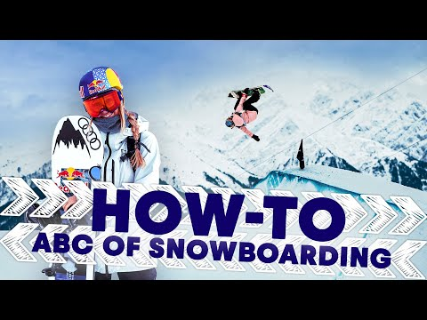 B stands for... big air.   ABC of... Snowboarding E2