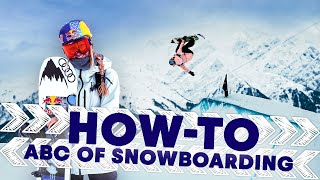 B stands for... big air. | ABC of... Snowboarding E2