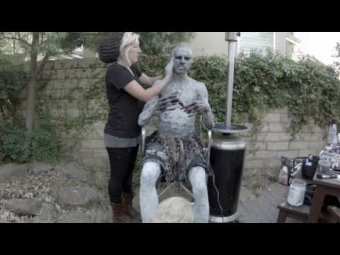 The Smiling Man - BTS Make-up FX Timelapse