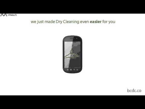 Dry Cleaning now even easier with our Android App