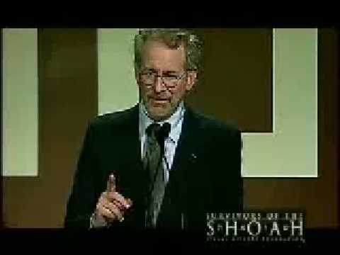 Steven Spielberg Speech at 2005 Ambassadors for Humanity Event