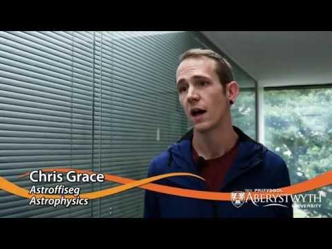 Chris Grace Astrophysics