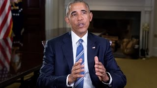 Weekly Address: Celebrating the National Museum of African American History and Culture