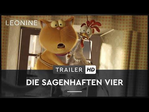 Riesiger Hahn-Film