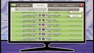 10 Stunden Stream | 50 vs 50 Clankrieg | 10.000 Abos auf YouTube | Clash of Clans live deutsch
