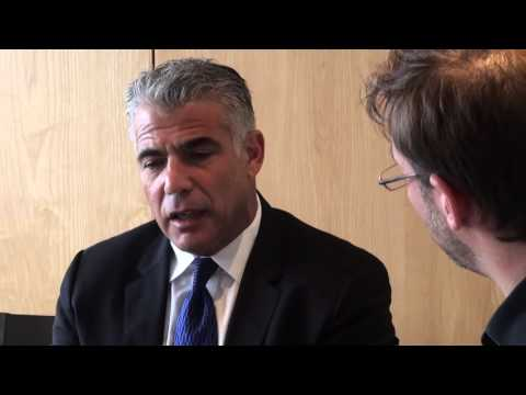 The Jewish News interview: Yesh Atid leader Yair Lapid