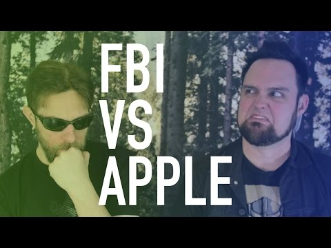 FBI VS APPLE: It's a Massive PR Stunt - We Go In-Depth in This Rant:30