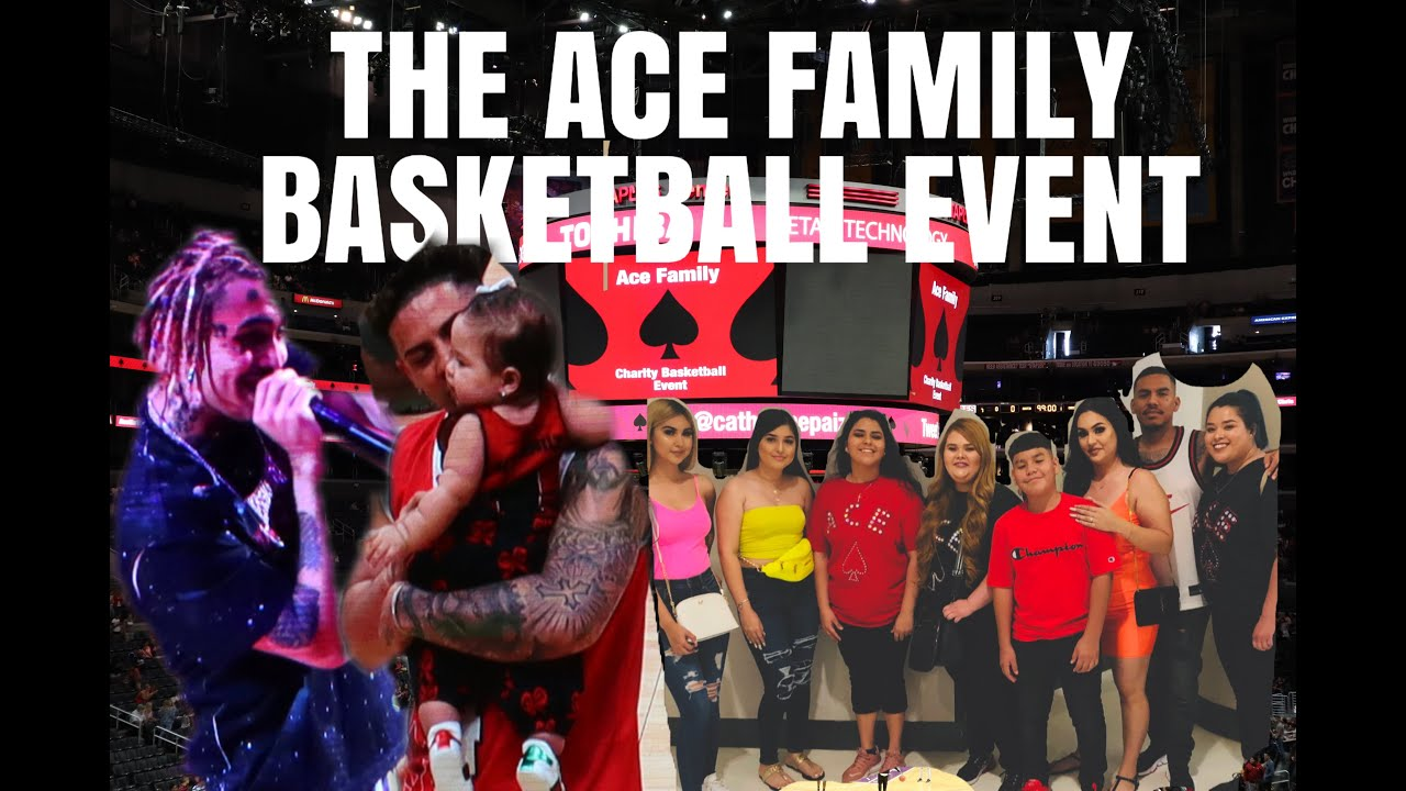 ACE FAMILY BASKETBALL CHARITY EVENT 2019 | LESSLY TOSCANO