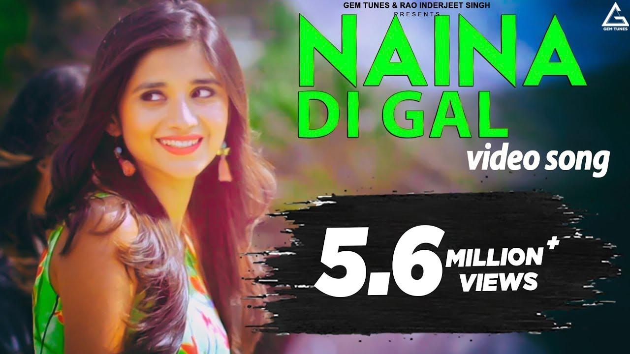Download MP3 Naina Di Gal