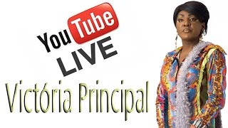 #LIVE COM VICTORIA PRINCIPAL - BY LEH SANUTY (14-10-15)