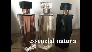 Resenha perfumes essencial natura, Qual seu favorito?